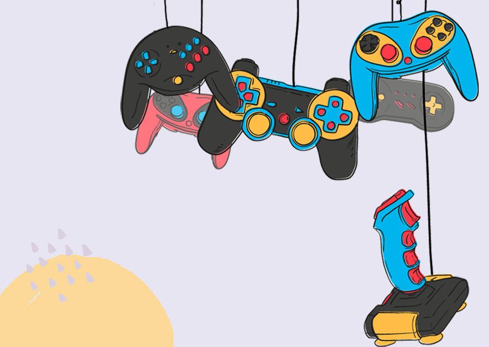 Bermain Game Online, Bantu Menyelamatkan Dunia